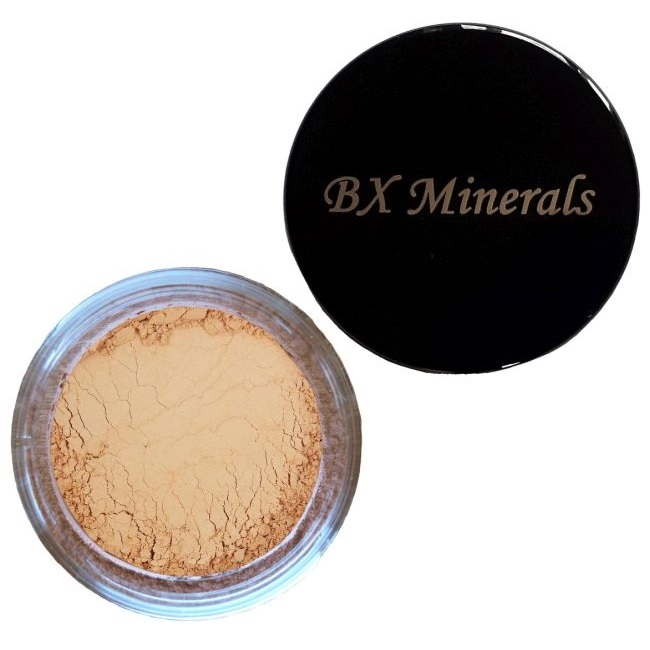 BX Minerals Honey Medium foundation