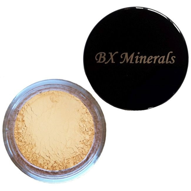 BX Minerals Light foundation