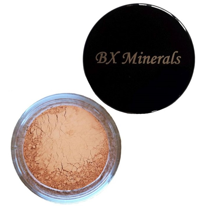 BX Minerals Medium foundation